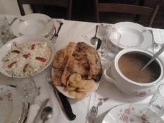 Slavka - Slovakian Xmas Dinner