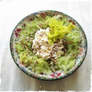 Celery Spring Salad