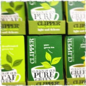 Clipper teas