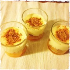 peach <3 amaretti